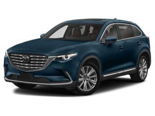 New 2021 Mazda CX-9 Signature for sale in Owen Sound, ON