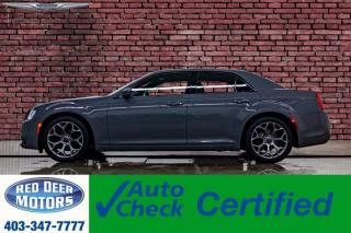 Used 2018 Chrysler 300 S Leather BCam for sale in Red Deer, AB