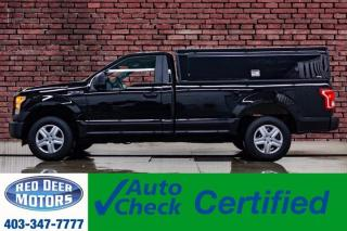 Used 2016 Ford F-150 4x4 Reg Cab XL Longbox for sale in Red Deer, AB