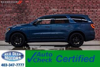 Used 2020 Dodge Durango AWD R/T Leather Roof Nav for sale in Red Deer, AB