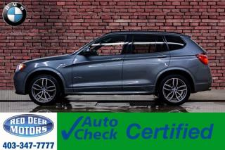 Used 2016 BMW X3 xDrive28i Leather Roof Nav BCam for sale in Red Deer, AB
