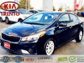 Used 2017 Kia Forte EX AUTO/1-OWNER/NO ACCIDENT/ALLOYS/PUSH START/ for sale in North York, ON