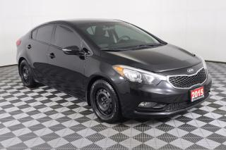 Used 2015 Kia Forte 1.8L LX 1 OWNER - NO ACCIDENTS! REMOTE START, HEATED SEATS for sale in Huntsville, ON