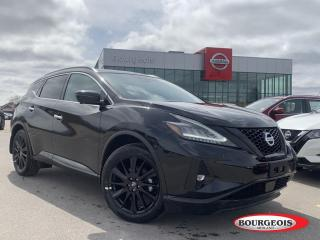 New 2021 Nissan Murano for sale in Midland, ON