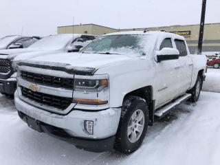 Used 2016 Chevrolet Silverado 1500 LT 5.3L 4X4 TRUE NORTH HEATED BUCKET SEATS for sale in Orillia, ON