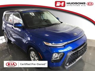 Used 2020 Kia Soul EX Blind Spot Detection | Heated Front Seats | Bluetooth for sale in Stratford, ON