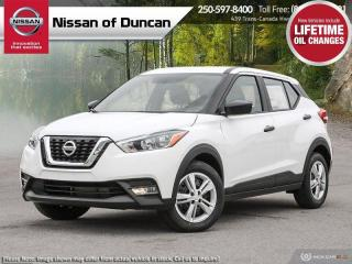 New 2020 Nissan Kicks S for sale in Duncan, BC