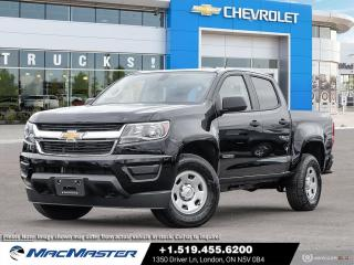 New 2021 Chevrolet Colorado WT for sale in London, ON