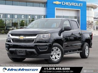 New 2021 Chevrolet Colorado LT for sale in London, ON