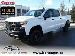 New 2021 Chevrolet Silverado 1500 Custom Trail Boss for sale in Bolton, ON