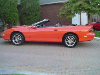 Used 1999 Chevrolet Camaro SS CONVERTIBLE HUGGER ORANGE for sale in Toronto, ON