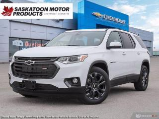 New 2021 Chevrolet Traverse RS for sale in Saskatoon, SK