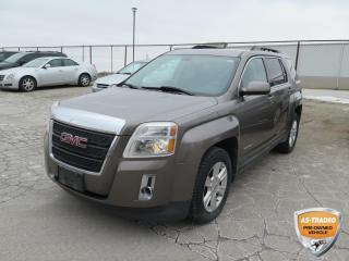 Used 2010 GMC Terrain SLE-2 As Traded for sale in St. Thomas, ON