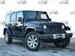Used 2011 Jeep Wrangler Unlimited 70th Anniversary for sale in St. Thomas, ON