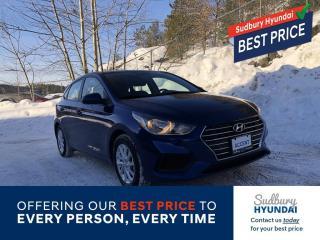 Used 2020 Hyundai Accent Preferred for sale in Sudbury, ON