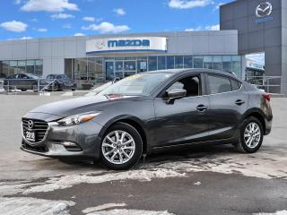 Used 2018 Mazda MAZDA3 GS-*ONE OWNER, CLEAN CARFAX, LOCAL VEHICLE, EXCELLENT CONDITION* for sale in Hamilton, ON