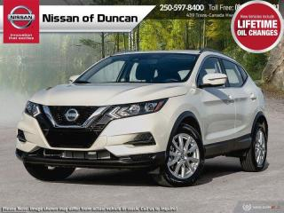 New 2020 Nissan Qashqai SV for sale in Duncan, BC