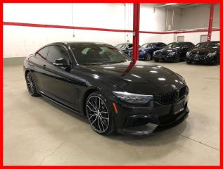 Used 2018 BMW 4 Series 440I xDrive COUPE M-PERFORMANCE EDITION! for sale in Vaughan, ON