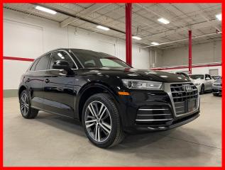 Used 2018 Audi Q5 QUATTRO S-LINE SPORT PREGRESSIV CLEAN CARFAX! for sale in Vaughan, ON