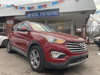 Used 2016 Hyundai Santa Fe XL AWD 4dr 3.3L Auto Luxury for sale in Toronto, ON