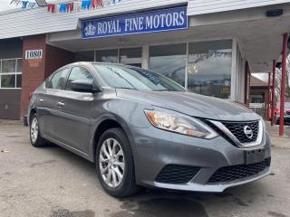 Used 2017 Nissan Sentra SVLUXURY for sale in Toronto, ON
