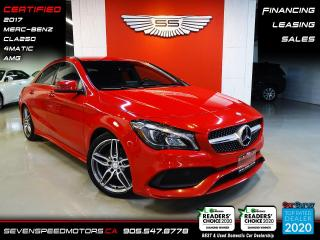 Used 2017 Mercedes-Benz CLA-Class CLA250 AMG 4MATIC | CERTIFIED | FINANCE | 9055478778 for sale in Oakville, ON