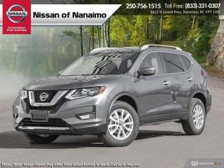 New 2020 Nissan Rogue SV for sale in Nanaimo, BC