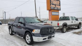 Used 2016 RAM 1500 SLT**ECODIESEL**4X4**CREW**CAM**CERT for sale in London, ON
