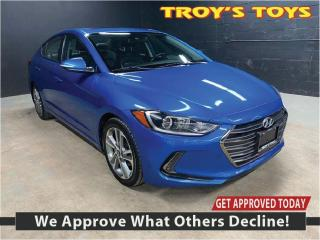 Used 2018 Hyundai Elantra GLS for sale in Guelph, ON