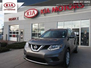 Used 2015 Nissan Rogue S for sale in Lethbridge, AB