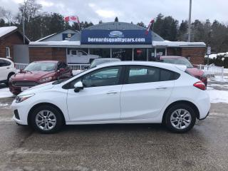 Used 2019 Chevrolet Cruze LS for sale in Flesherton, ON