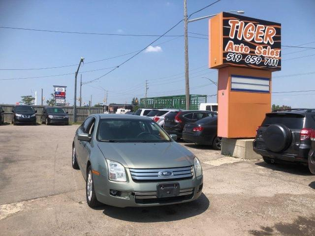2009 Ford Fusion SEL**4 CYLINDER**AUTO**AS IS SPECIAL