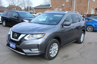 Used 2019 Nissan Rogue SV for sale in Brampton, ON