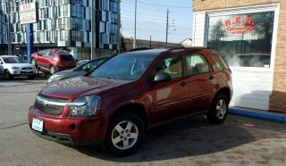 Used 2009 Chevrolet Equinox LS for sale in Oshawa, ON