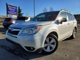Used 2014 Subaru Forester i Touring, LOCAL, NO ACCIDENTS, LOW KM for sale in Surrey, BC
