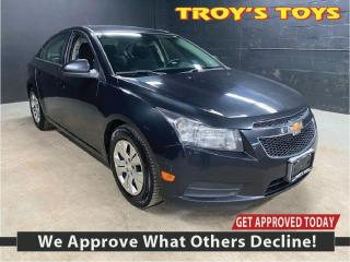 Used 2013 Chevrolet Cruze LT Turbo for sale in Guelph, ON