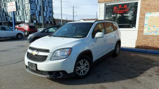 Used 2012 Chevrolet Orlando 2LT for sale in Oshawa, ON