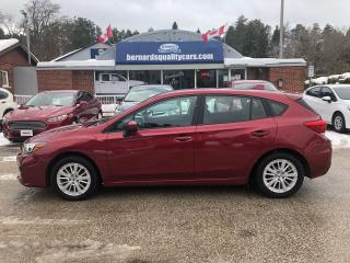 Used 2018 Subaru Impreza Touring for sale in Flesherton, ON
