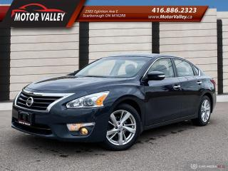 Used 2013 Nissan Altima 2.5 SL LEATHER / SUNROOF / CAMERA - NO ACCIDENT! for sale in Scarborough, ON