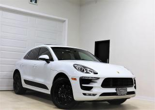 Used 2018 Porsche Macan S BLIND SPOT NAVIGATION REAR VIEW CAMERA PANORAMIC for sale in North York, ON