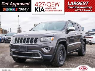Used 2015 Jeep Grand Cherokee Limited for sale in Etobicoke, ON