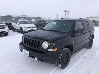 Used 2017 Jeep Patriot 4WD 4dr High Altitude Edition *Heated Seats* *Leat for sale in Brandon, MB