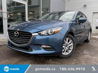 Used 2018 Mazda MAZDA3 GS - AUTO, BLUETOOTH, HEATED SEATS, BACK UP CAM AND MORE! for sale in Edmonton, AB
