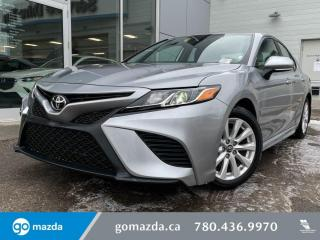 Used 2019 Toyota Camry SE - AUTO, LEATHER/CLOTH, HEATED SEATS, BACK UP! for sale in Edmonton, AB
