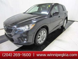 Used 2014 Mazda CX-5 GT *Collision Free!* for sale in Winnipeg, MB