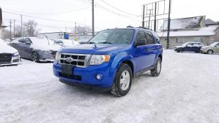 Used 2011 Ford Escape XLT for sale in Winnipeg, MB