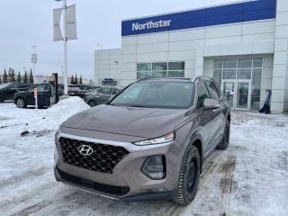 Used 2019 Hyundai Santa Fe LUXURY AWD/PANOROOF/LEATHER/HEATEDSEATS for sale in Edmonton, AB