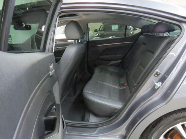 2017 Hyundai Elantra Limited SE Nav Leather Sunroof Backup Cam