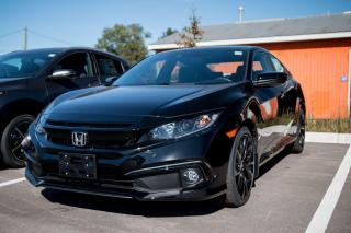 New 2021 Honda Civic Sdn SPORT CIVIC 4 DOORS for sale in Woodstock, ON