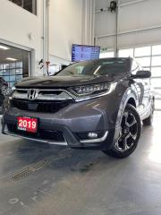 Used 2019 Honda CR-V Touring AWD for sale in Woodstock, ON